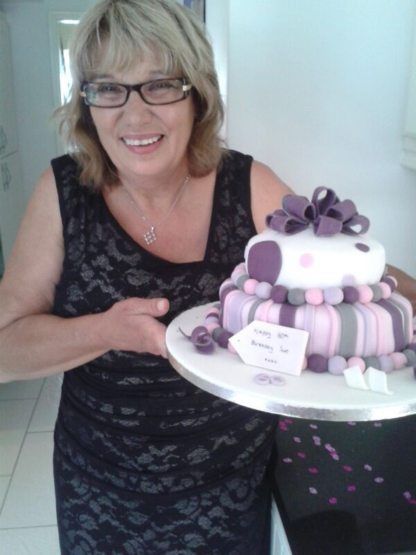 Sues 60th Birthday