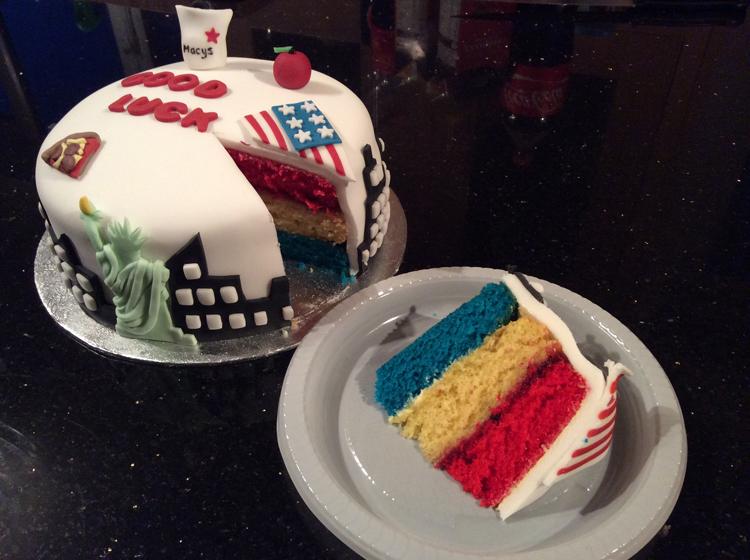 Victoria Sponge Blog - USA Cake 3