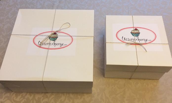 Cake boxes - victoria-sponge BLOG