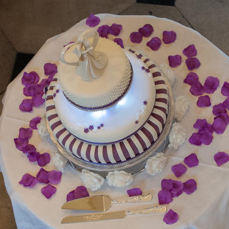 Looker wedding 1 top view - victoria-sponge BLOG