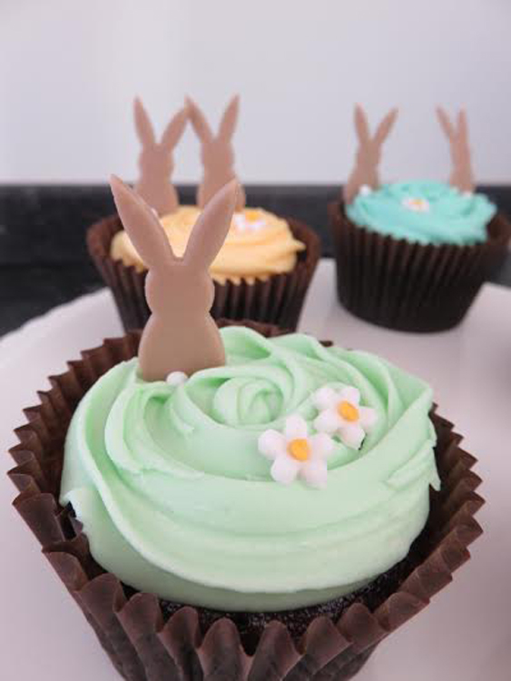 Easter bunny cupcakes 2 - victoria-sponge BLOG
